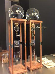 ダッチコーヒー器具